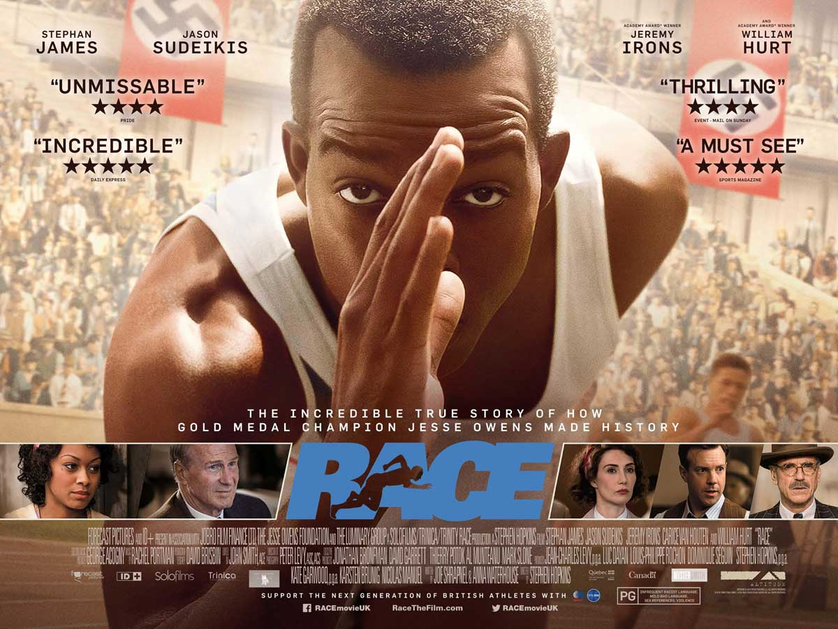 Race (the story of Jesse Owens)