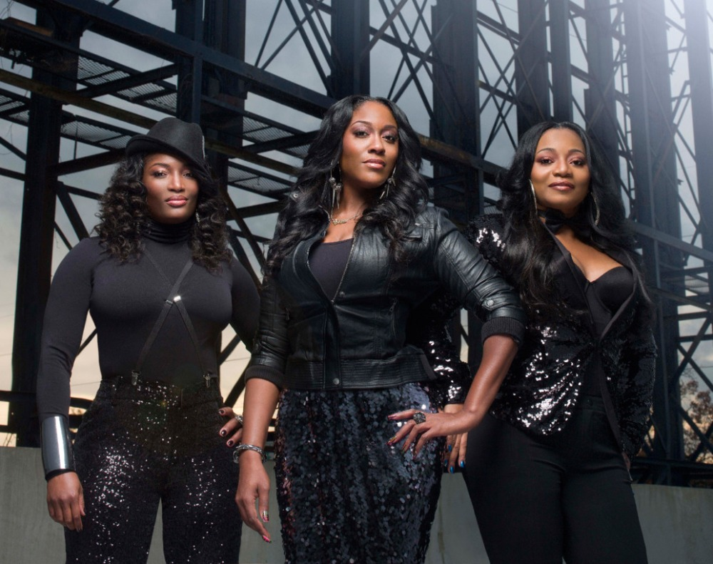 Coko (SWV) chats with Julie Ann