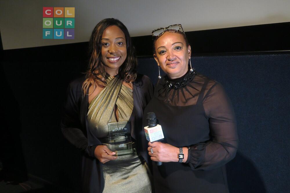 Colourful Radio Broadcast LIVE from British Urban Film Awards 2018 (BUFF)