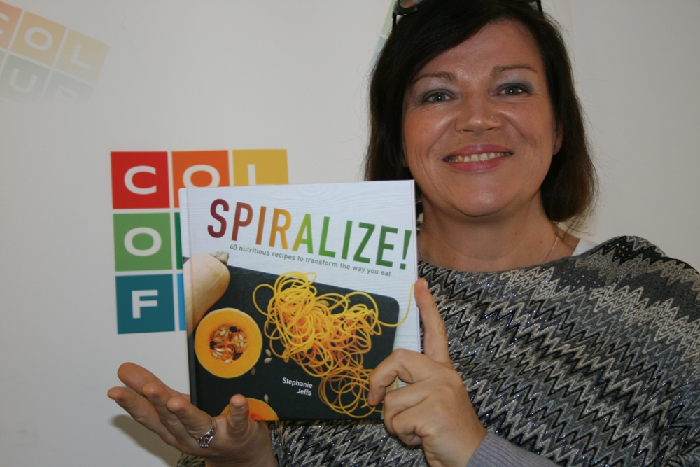 Win a copy of Spiralize