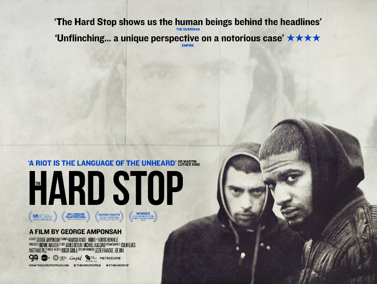 The Hard Stop By Sinai Fleary