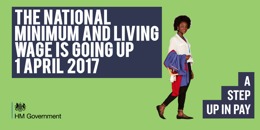 Campaign launched to increase low paid workers' knowledge of national minimum and national living wage rights