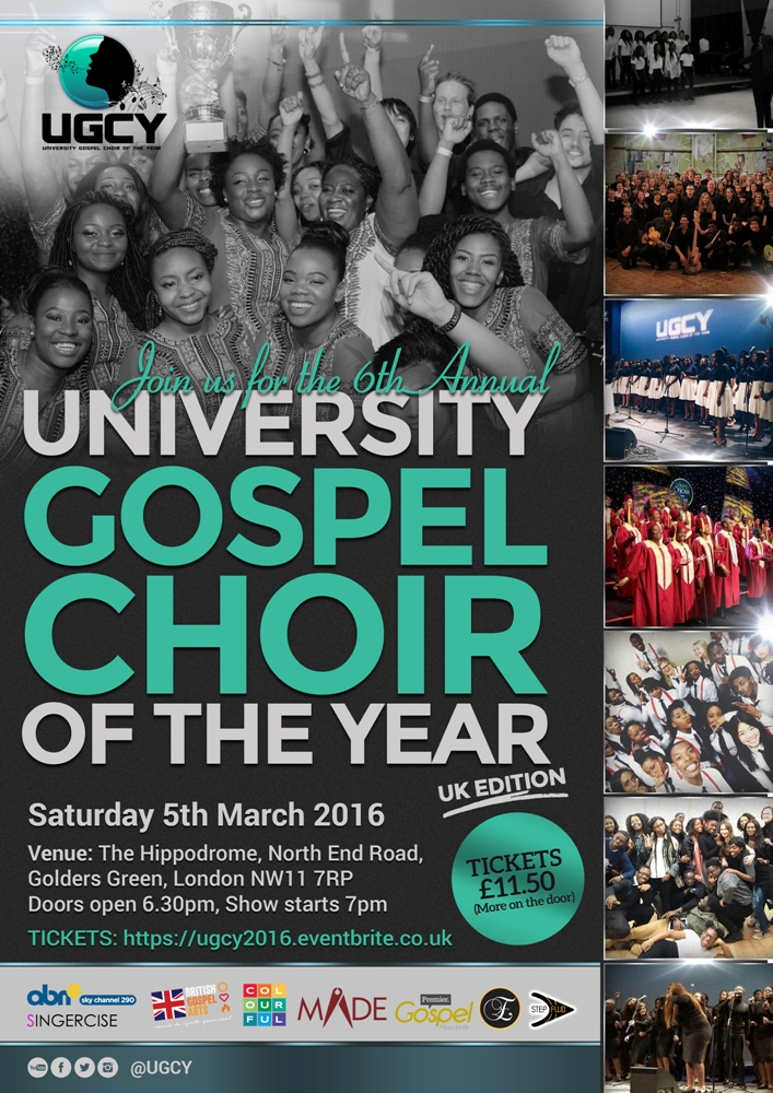 University Gospel Choir of the Year