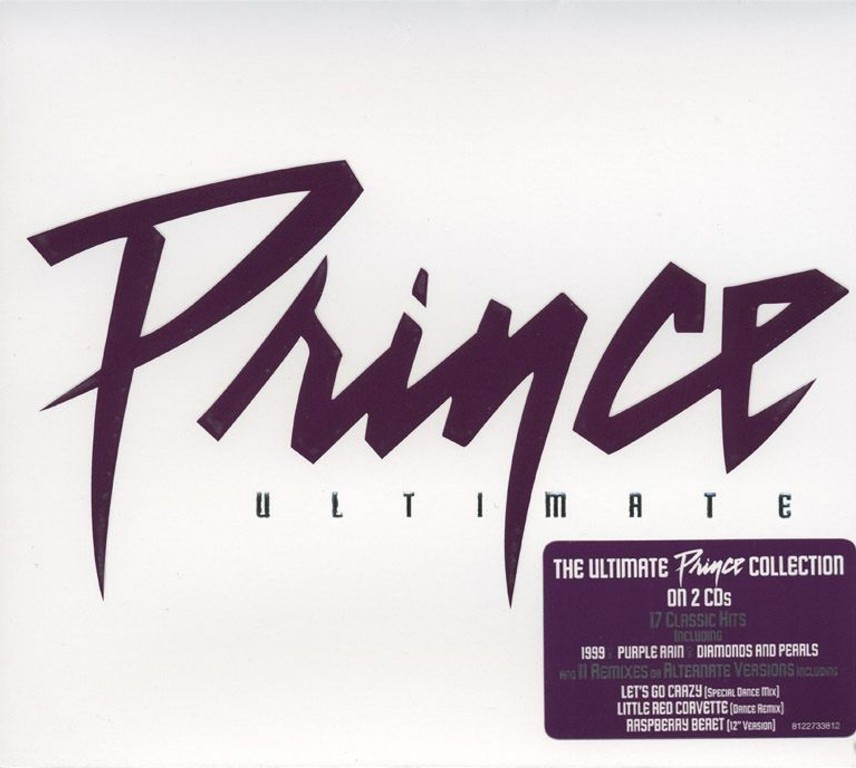Win The Ultimate Prince Collection