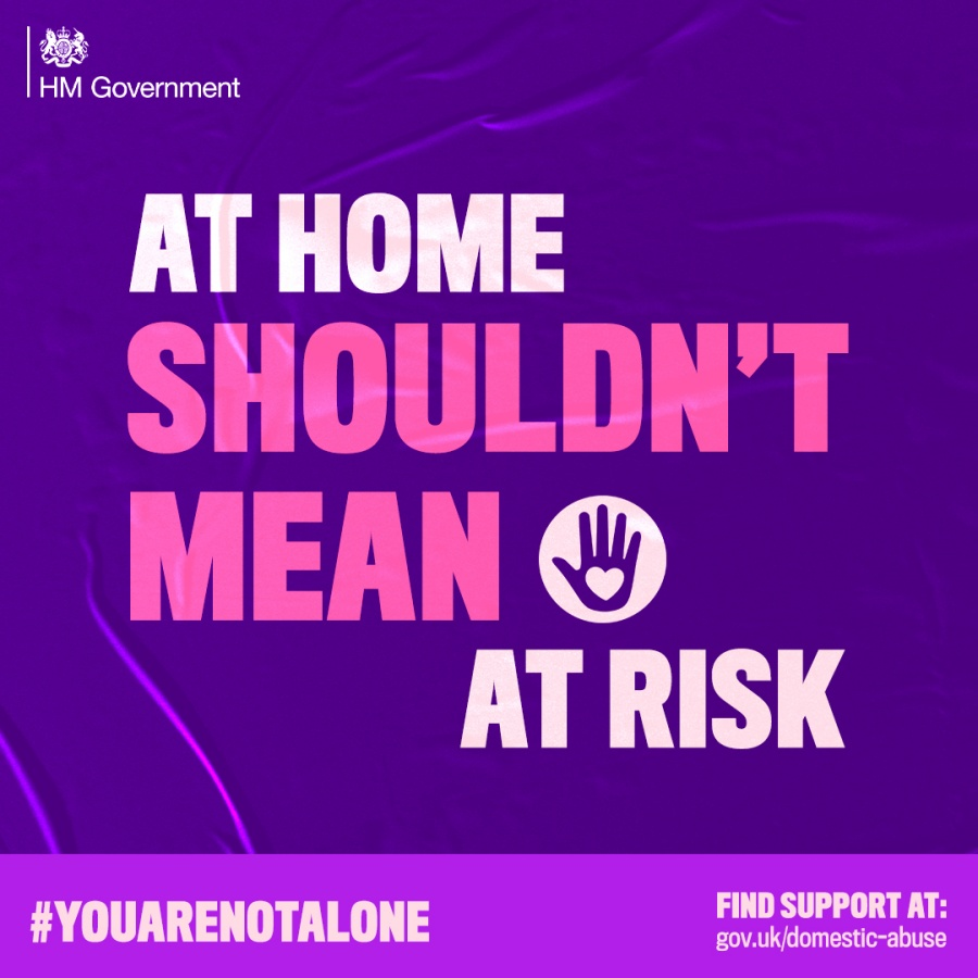 Victims of domestic abuse - You Are Not Alone