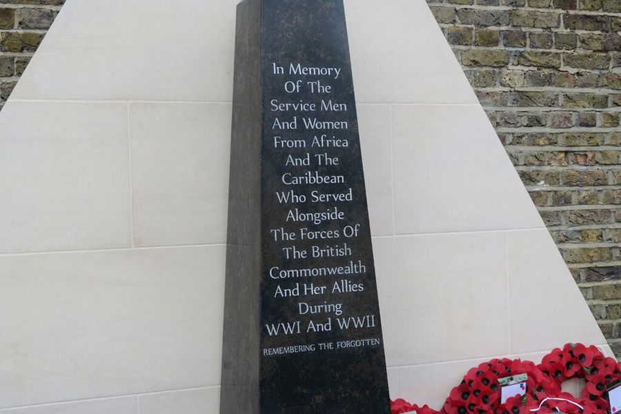 African and Caribbean War Memorial