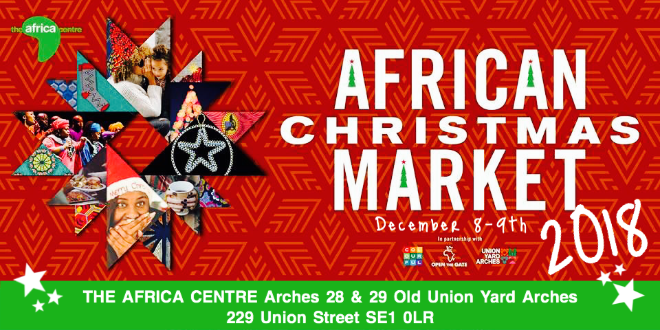 The African Christmas Market is back this December