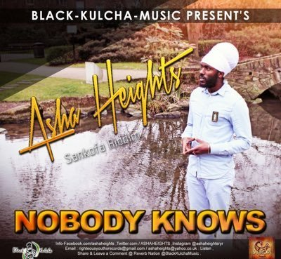 Nobody Knows by Asha Heights