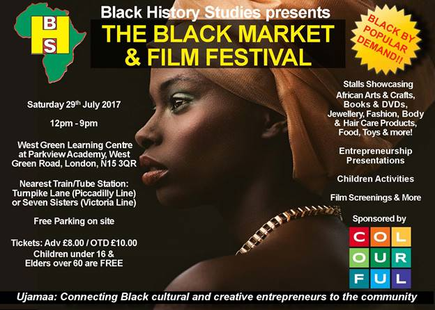 The Black Market and Film Festival
