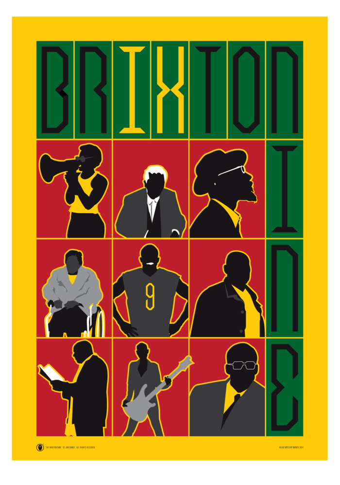 BRIXTON NINE | Black Mystery Month 2014