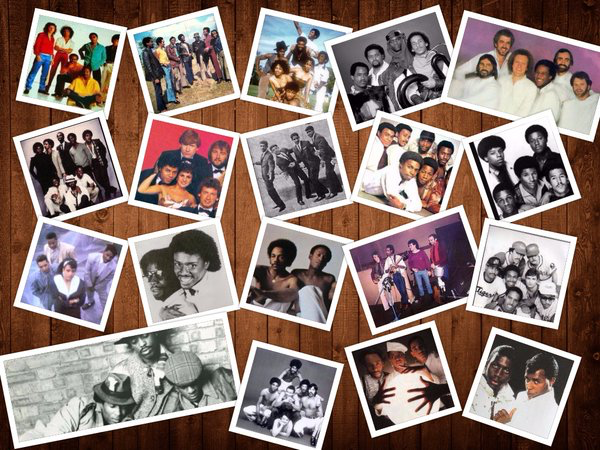 British Soul Groups