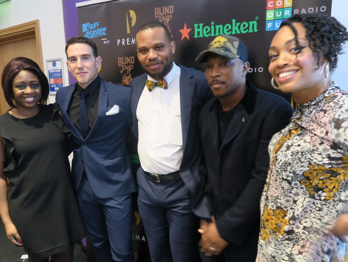 Heineken, Blind Pig Cider and Colourful Radio are official sponsors of BT BUFF Awards 2017