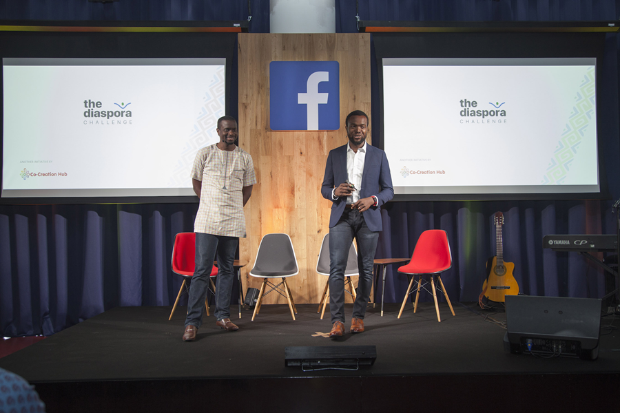 CC-HUB Nigeria Launches Its Diaspora Challenge To The World From London