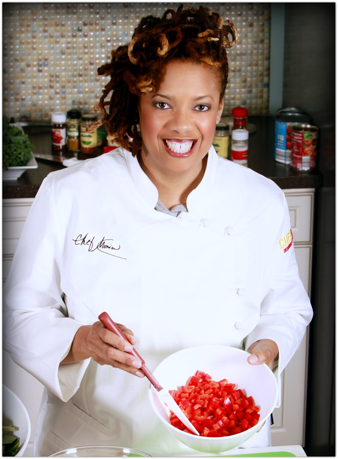 Chef Monica Smith