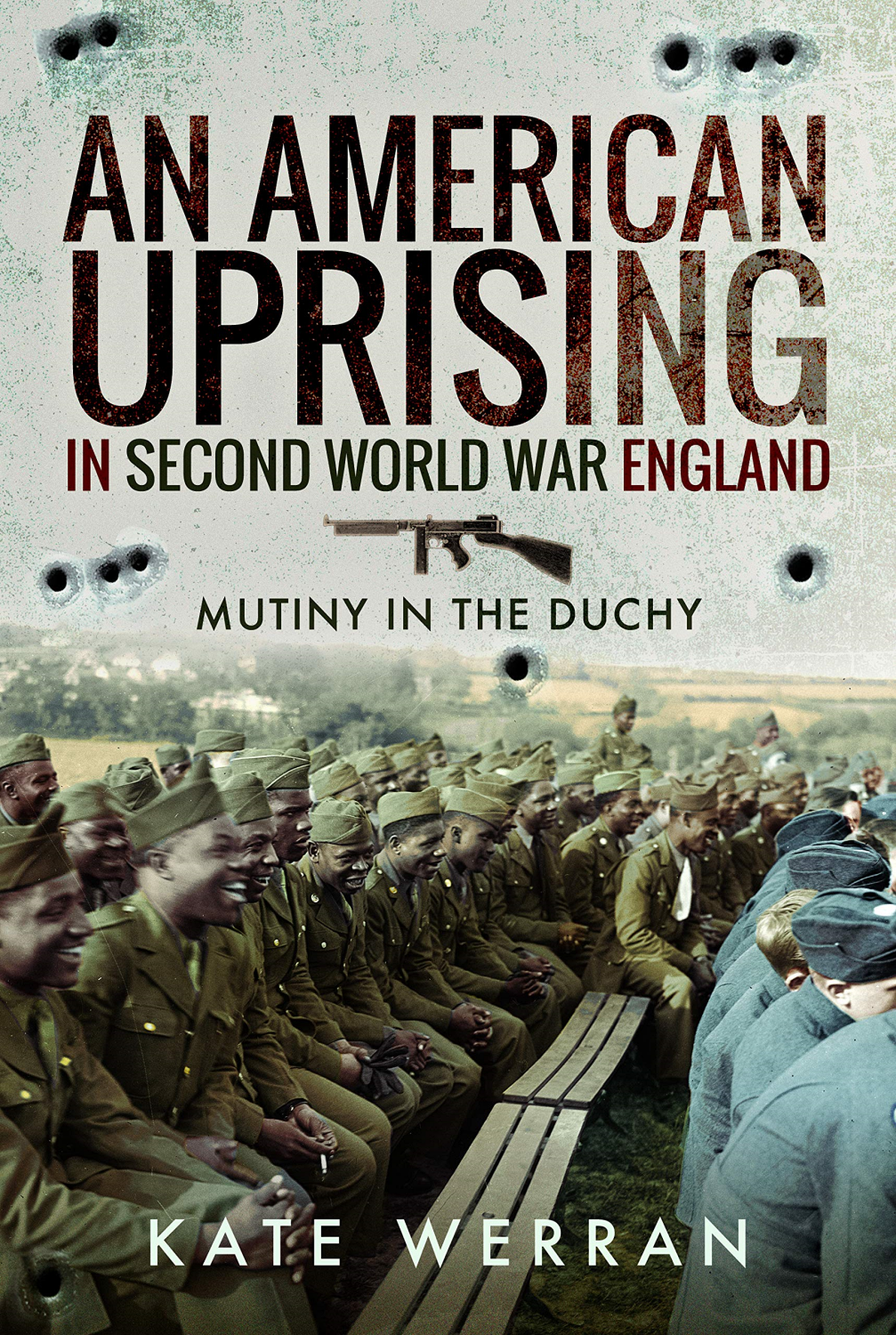 An American Uprising in Second World War England