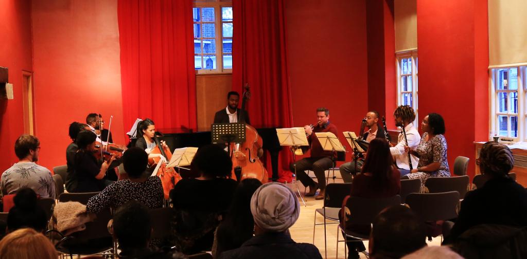African Concert Series - Decus Ensemble
