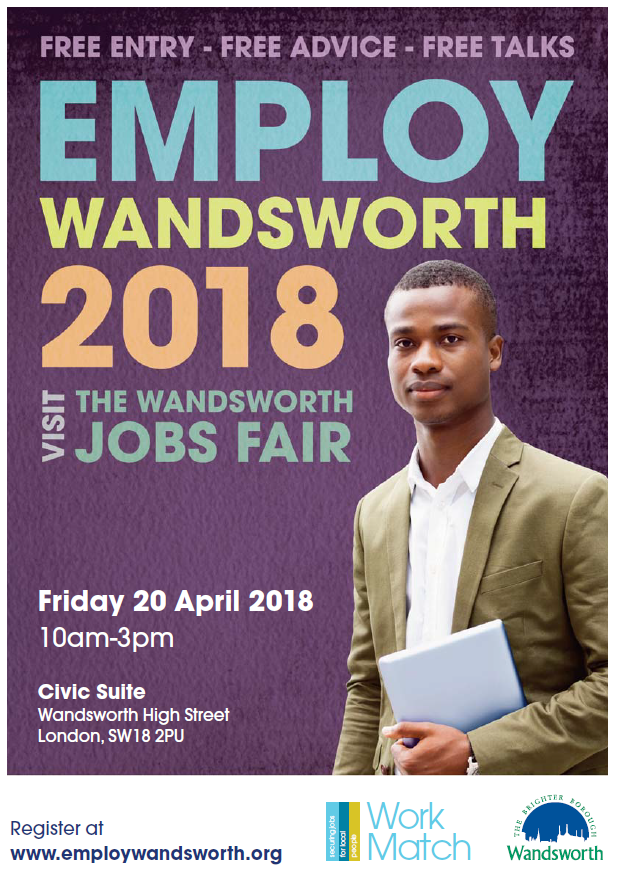 Colourful Radio to Broadcast LIVE from Employ Wandsworth 2018