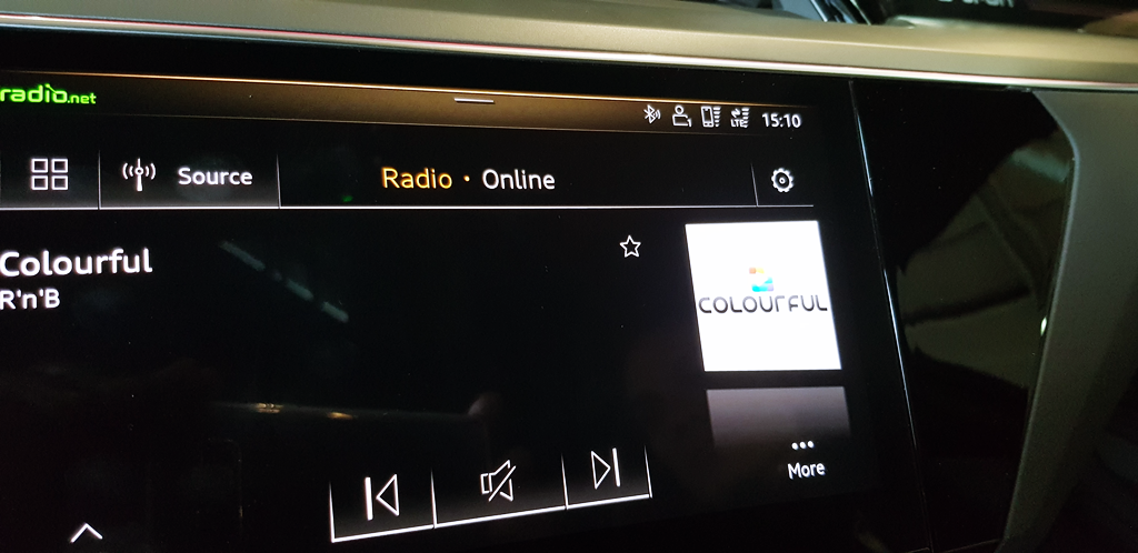 Audi shows off connected radio at European Radio Show 2020