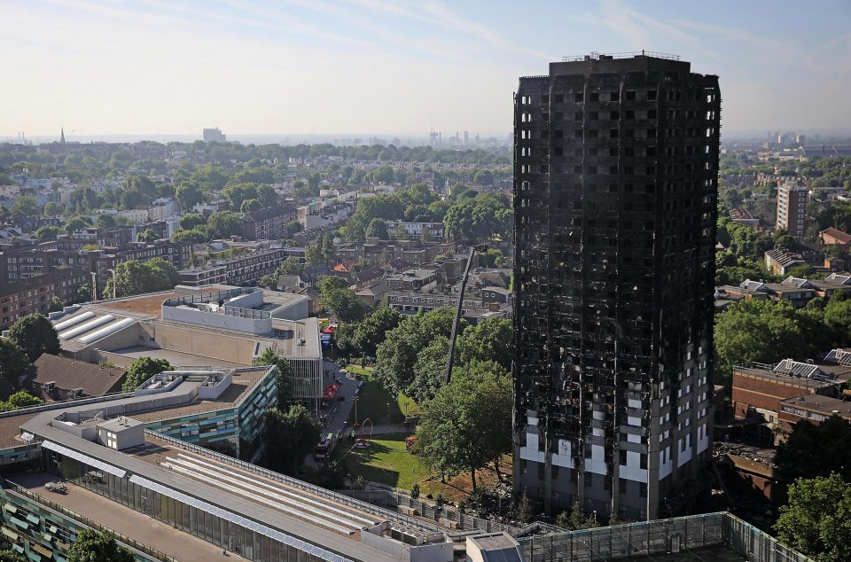 Grenfell Tower Block Fire - Please Sign Petition