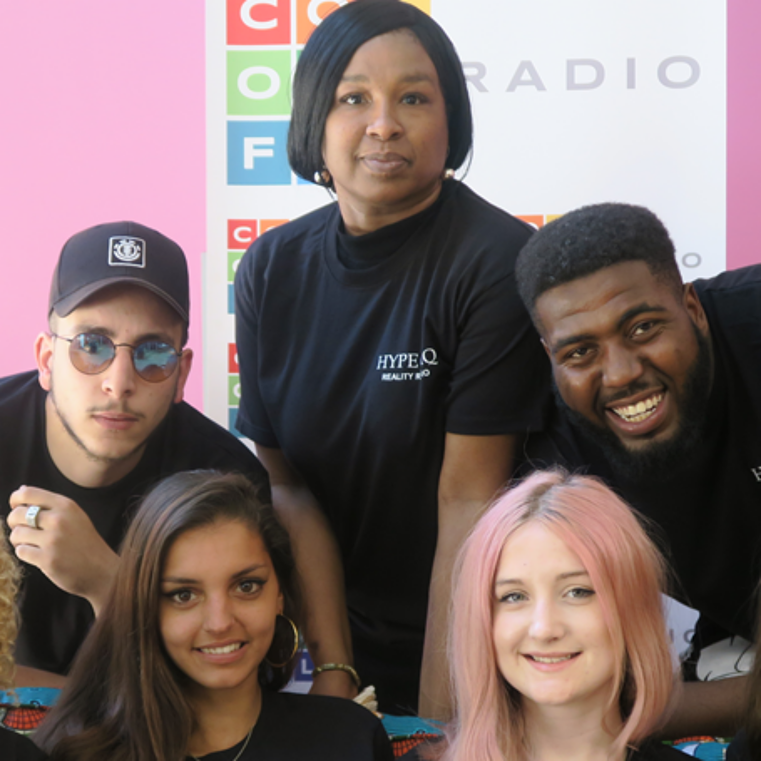 Hype HQ Reality Radio Joins Colourful Radio