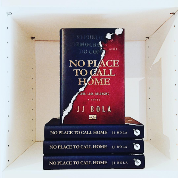 No Place To Call Home by JJ Bola