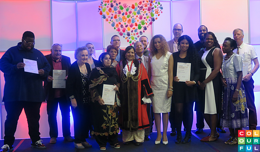 [LISTEN] Colourful Radio LIVE broadcast of Lambeth Community Pride Awards 2016