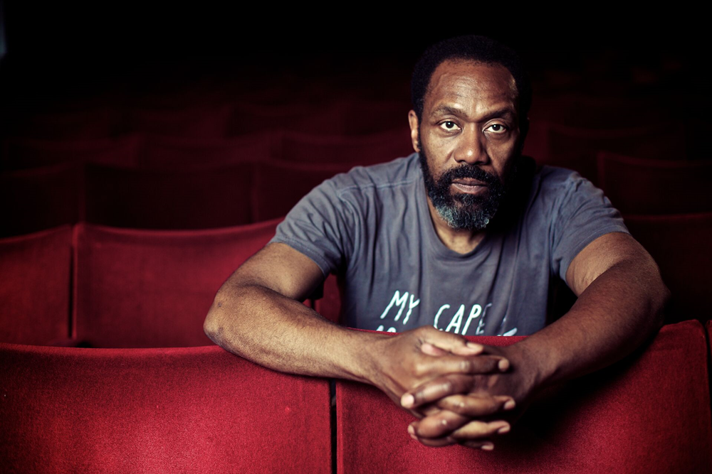 Up close and personal with comedy legend, Sir Lenny Henry
