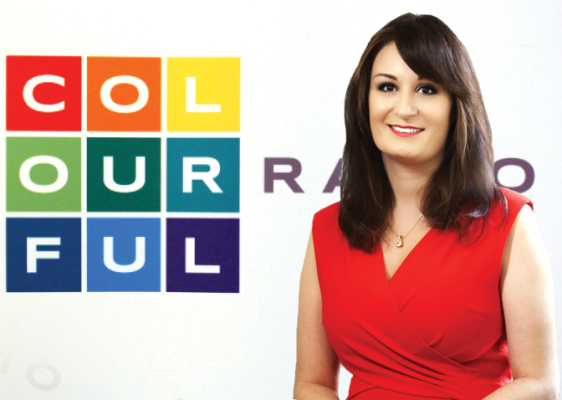 Sloan Sheridan-Williams joins Colourful Radio