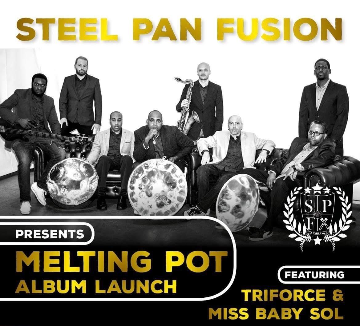 Steel Pan Fusion