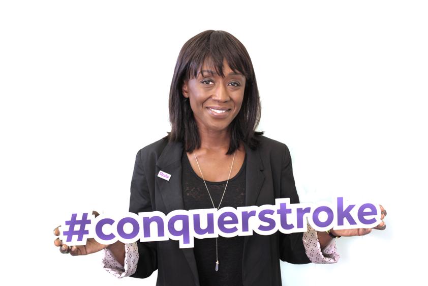 Conquer Stroke