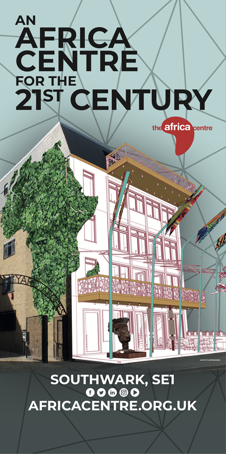 The Africa Centre awarded £1.6m grant