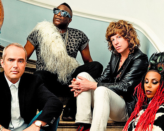 The Brand New Heavies join Sly this Sunday
